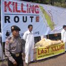 Kampanye Anti Perdagangan Satwa liar