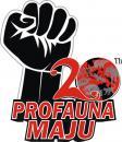 logo 20 tahun PROFAUNA