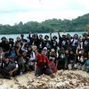 Supporter ProFauna Indonesia Mengasah Kemampuan dalam Berkampanye tentang Perlindungan Hutan dan Satwa liar di Pulau Sempu